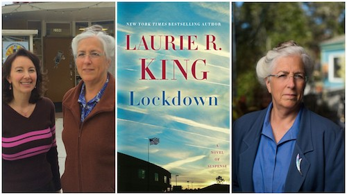 Laurie R King, Ruth Copland, Lockdown