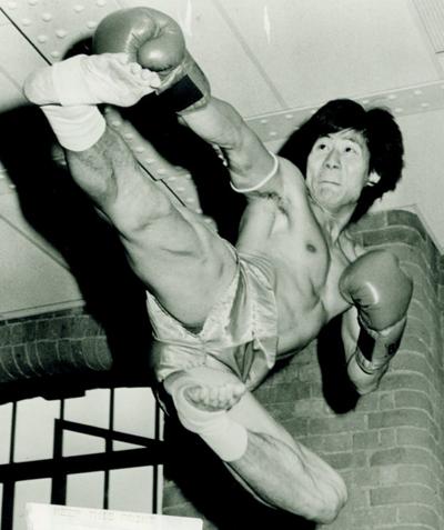 Philip Tan - Actor - Action Director - Stuntman