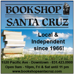 Bookshop  Santa Cruz