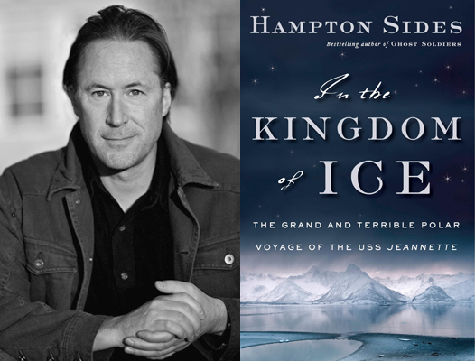 Hampton Sides and his new book