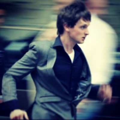 Danny De Lillo Running