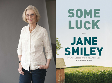 Jane Smiley and her new book