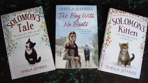 The books written by Sheila Jeffries