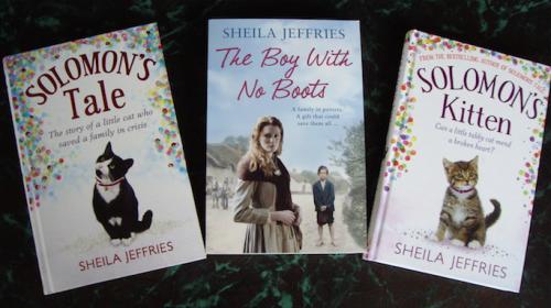The books written by Sheila Jeffries