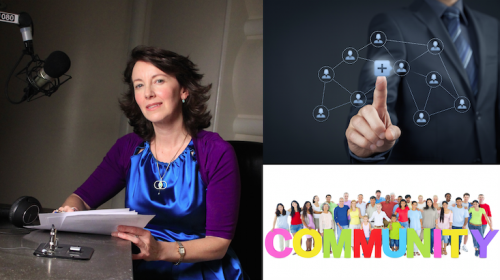 Do we still need physical community? Ruth Copland