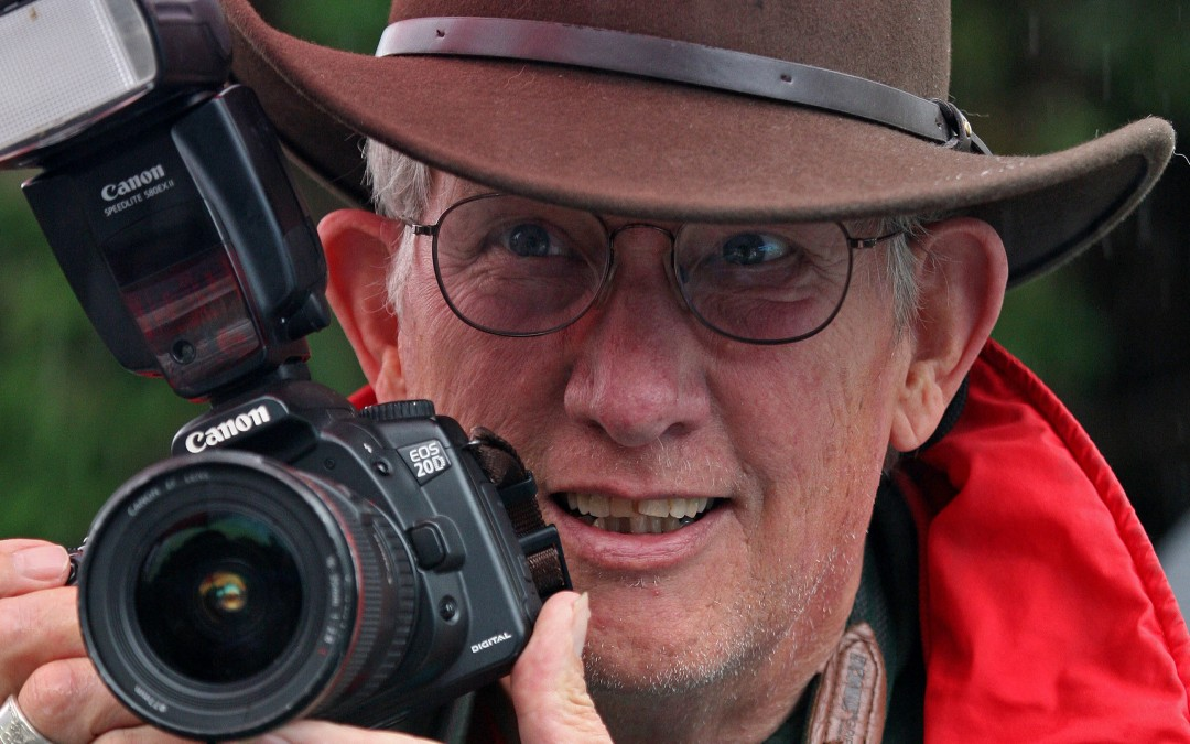 Topic: Do We Still Need Physical Community? Arts Interview: Bob Fitch, Iconic Photographer and Photo-Journalist