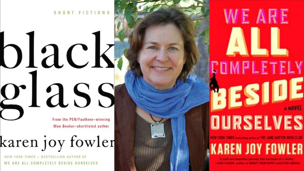 Karen Joy Fowler Collage