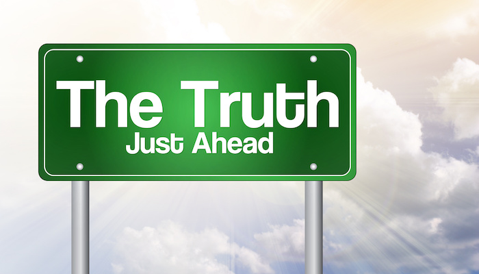 Is The Truth Necessary To A Successful Society?
