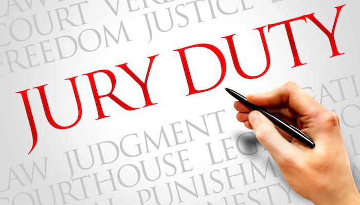 How Important is Doing Your Jury Service?
