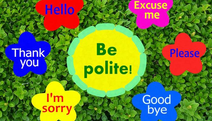 Do Good Manners Still Matter?