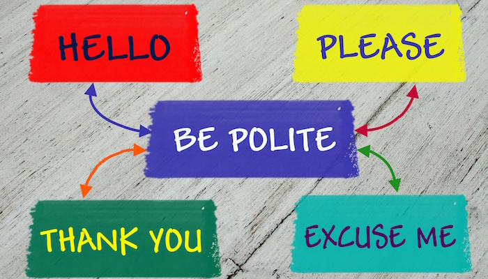 Do Manners Really Matter?