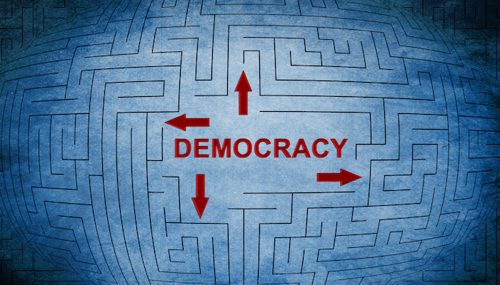 Is Democracy Served If Corporations Are People And Money Free Speech?
