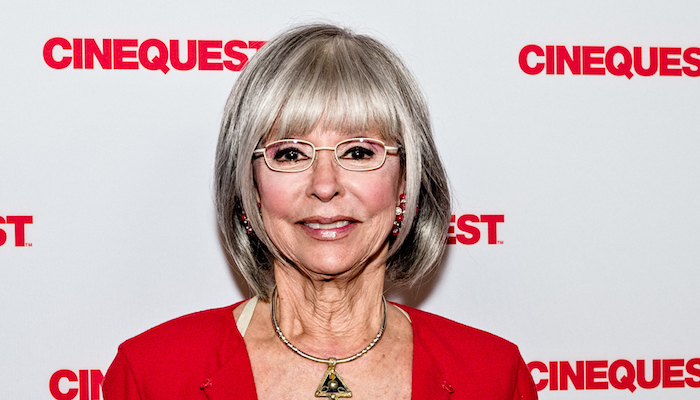 Rita Moreno Filmed Interview at Cinequest 2016 Maverick Spirit Award Event