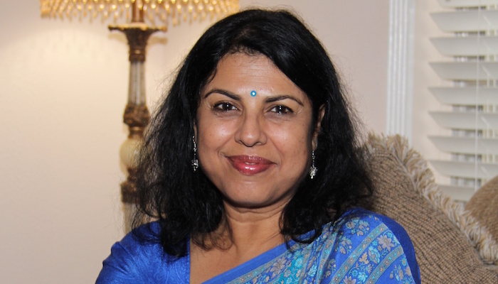 Topic: How Much Is Enough? Arts Interview: Multi-Award-Winning, Best-Selling Author Chitra Banerjee Divakaruni