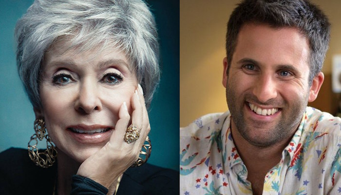 Special Arts Report: Interview with Oscar-Winning Actress Rita Moreno and Writer/Director Steve Goldbloom from the Cinequest Award-Winning Film 'Remember Me'