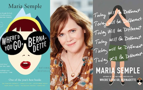 Maria Semple author novels