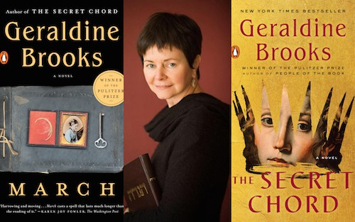 Geraldine Brooks author