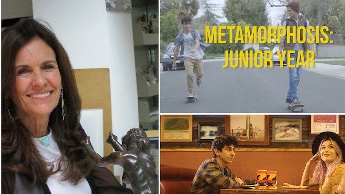Special Arts Report: Betsy Franco and High School Student Film-Makers from 'Metamorphosis Junior Year' – Cinequest 2017 World Premiere Film