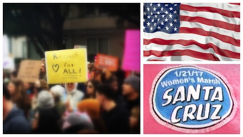 Women's March Santa Cruz