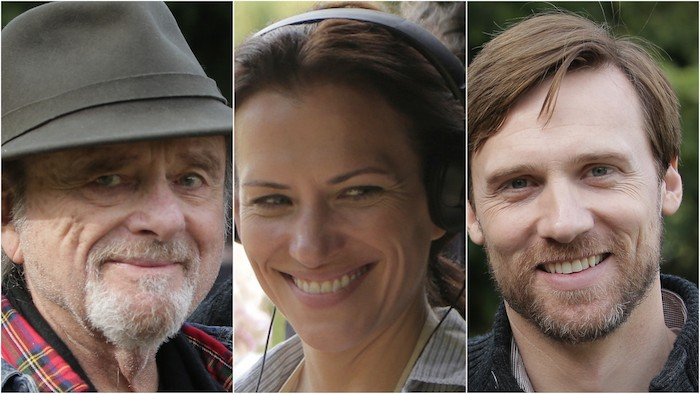 Arts Interview: Harris Yulin, Catherine Eaton, and Teddy Sears from 'The Sounding', Cinequest World Premiere Film