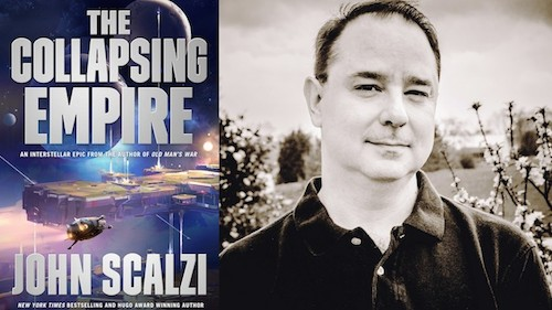 Science Fiction, John Scalzi, Ruth Copland