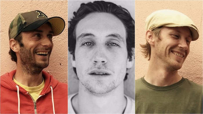 Arts Interview: Chris Abernathy,  Jake Robbins and Tim Astor from 'Actors Anonymous' Cinequest World Premiere Film