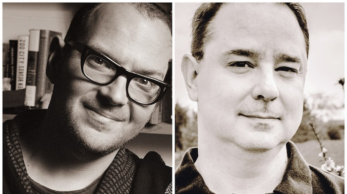 Arts Interview: Cory Doctorow and John Scalzi, Award-Winning Science Fiction Writers