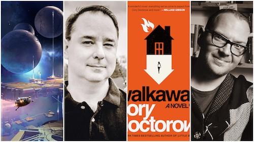 Science Fiction John Scalzi, Cory Doctorow