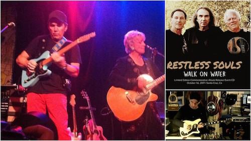 Jimmy Jackson, Lacy J Dalton, Restless Souls, guitarist