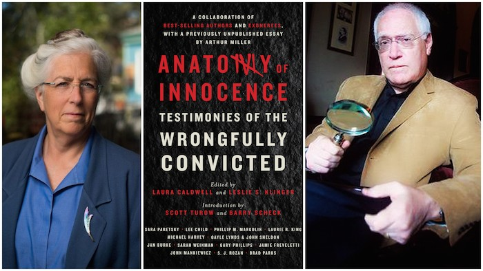 Special Report: Is Justice Really Just? 'Anatomy of Innocence' Guests Laurie R King and Leslie S Klinger