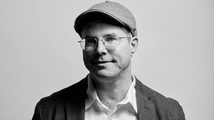 Andy Weir, author