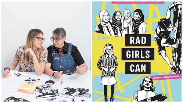 Rad Girls, Kate Schatz, Miriam Klein Stahl