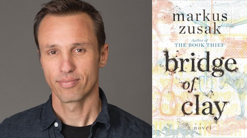 Markus Zusak, Bridge of Clay, The Book Thief