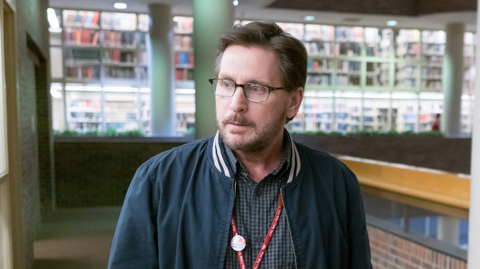 Emilio Estevez, The Public