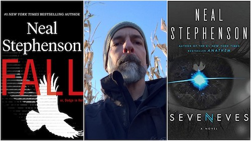 Neal Stephenson, Fall or Dodge in Hell, Seveneves
