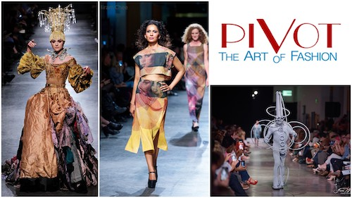PiVot: The Art of Fashion